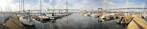 Port Edgar Marina 2016