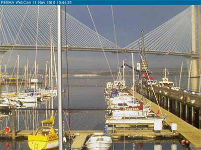 BHA PE Marina Live webcam